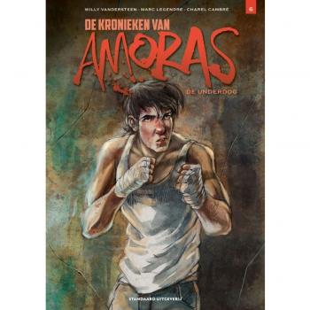 De Kronieken van Amoras 6 - De underdog