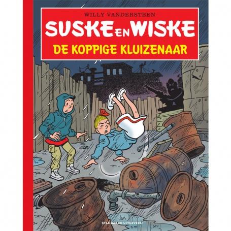 Suske en Wiske - De koppige kluizenaar luxe