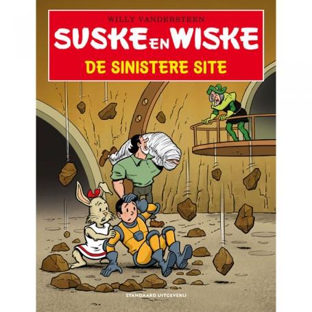 Suske en Wiske - De sinistere site (2020)