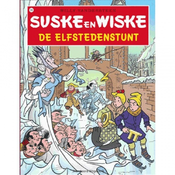 Suske en Wiske 298 - De elfstedenstunt