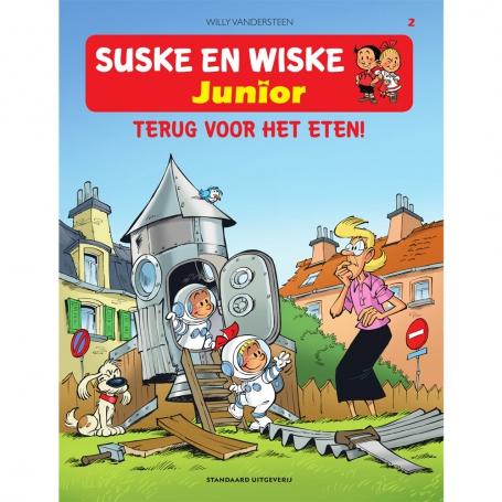 Suske en Wiske Junior 2 - Terug voor het eten