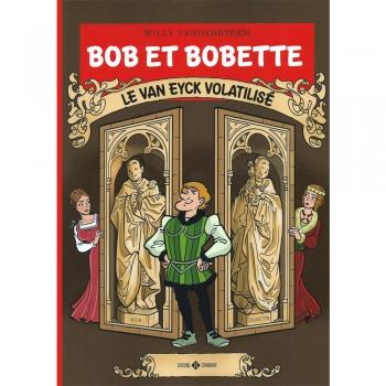 Bob et Bobette - Le Van Eyck volatilisé (Gent)