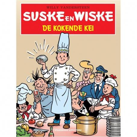Suske en Wiske - De kokende kei (Kruidvat)
