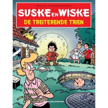 Suske en Wiske - De treiterende trien (Kruidvat)