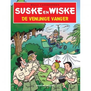 Suske en Wiske - De venijnige vanger (Kruidvat)