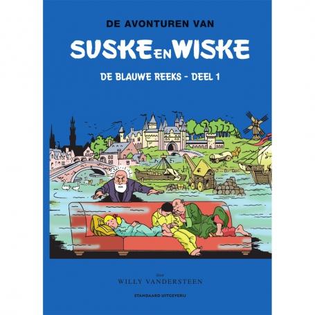 Suske en Wiske - Blauwe reeks integraal 1