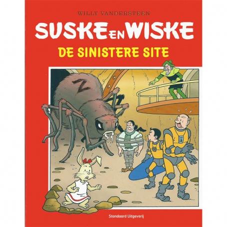 Suske en Wiske - De sinistere site (Child Focus)