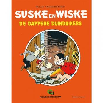 Suske en Wiske - De dappere duinduikers + Veilingklokje (Haspengouw)