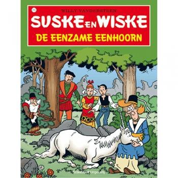 Suske en Wiske 213 - De eenzame eenhoorn