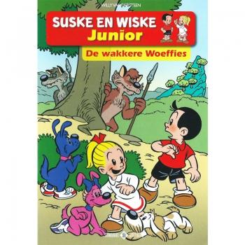 Suske en Wiske Junior - De wakkere Woeffies 1 (Bristol)