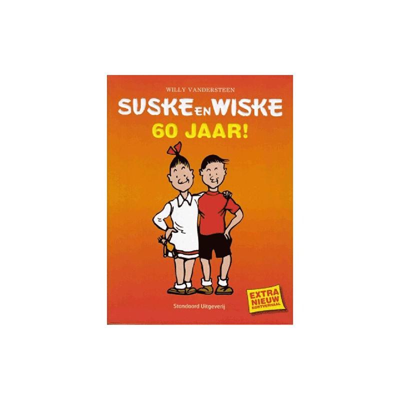 Suske en Wiske 60 jaar!