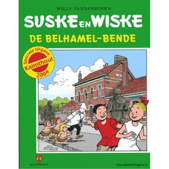 Suske en Wiske - De Belhamel-bende (Kalmthout)