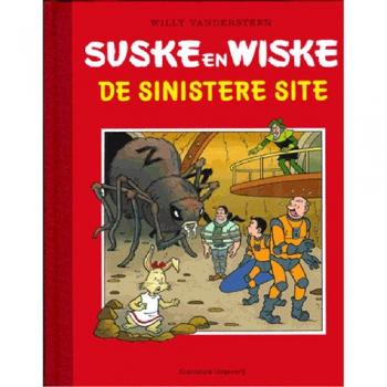 Suske en Wiske - De sinistere site luxe