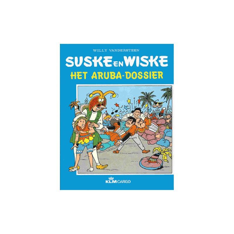 Suske en Wiske - Het Aruba-dossier (KLM)