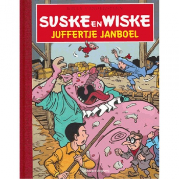 Suske en Wiske - Juffertje Janboel luxe