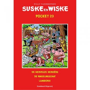 Suske en Wiske - Pocket nr.23
