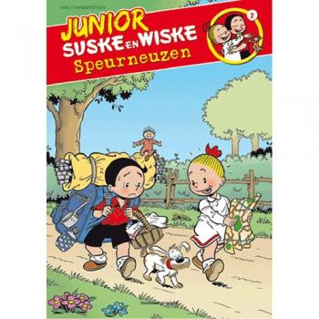 Junior Suske en Wiske 2 – Speurneuzen