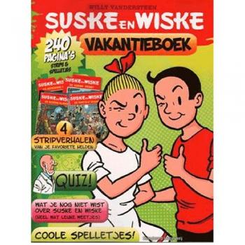 Suske en Wiske - Vakantieboek 2011