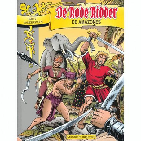 De Rode Ridder 230 - De Amazones