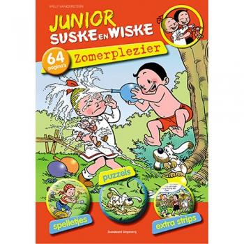 Junior Suske en Wiske – Zomerplezier 2011