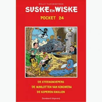 Suske en Wiske - Pocket nr.24