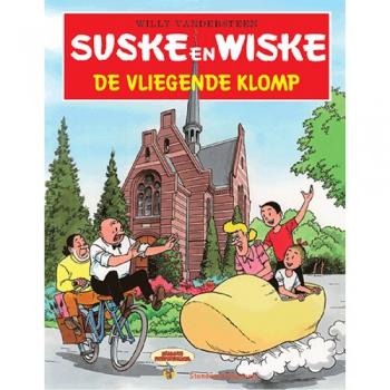 Suske en Wiske - De vliegende klomp