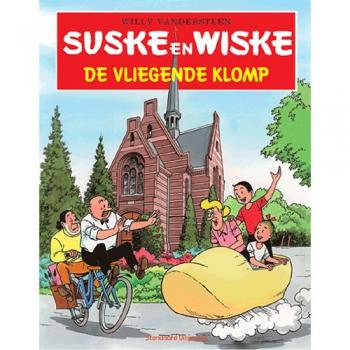 Suske en Wiske - De vliegende klomp (Profita)