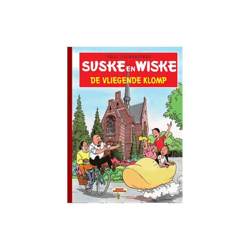 Suske en Wiske - De vliegende klomp luxe