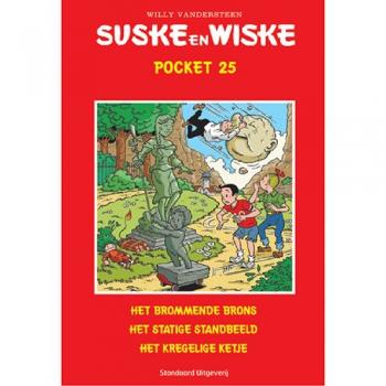 Suske en Wiske - Pocket nr.25