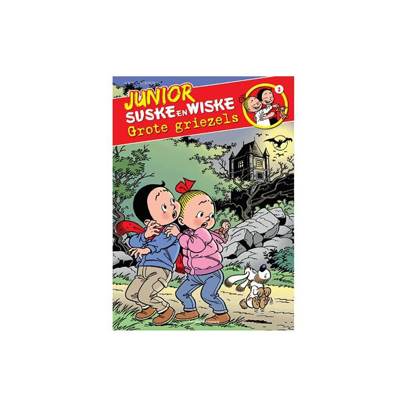 Junior Suske en Wiske 3 - Grote griezels