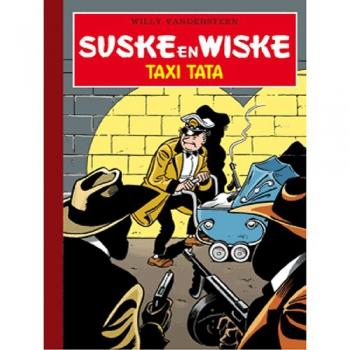 Suske en Wiske - Taxi Tata luxe