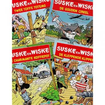 Suske en Wiske - New York Pizza 4 albums
