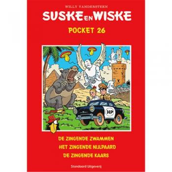 Suske en Wiske - Pocket nr.26