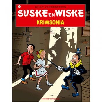 Suske en Wiske 316 - Krimsonia