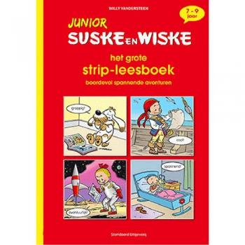 Junior Suske en Wiske - Het grote strip-leesboek