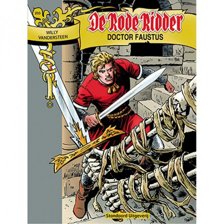 De Rode Ridder 233 - Doctor Faustus