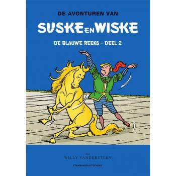 Suske en Wiske - Blauwe reeks integraal 2