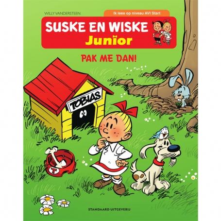 Suske en Wiske Junior - Pak me dan! (AVI Start)