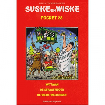 Suske en Wiske - Pocket nr.28