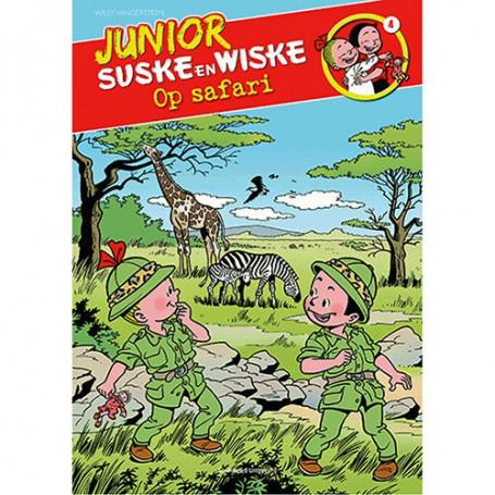 Junior Suske en Wiske 4 - Op safari