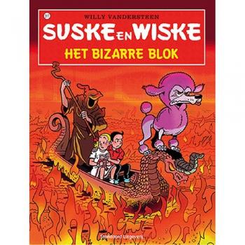 Suske en Wiske 317 - Het bizarre blok