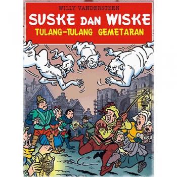 Suske en Wiske - Indonesisch: Tulang-Tulang Gemetaran