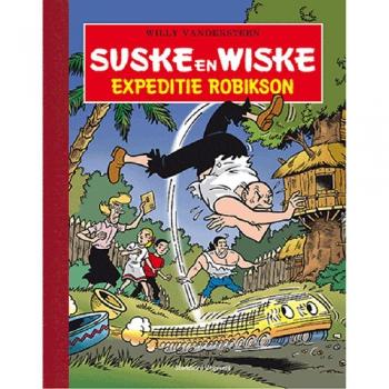 Suske en Wiske - Expeditie Robikson luxe
