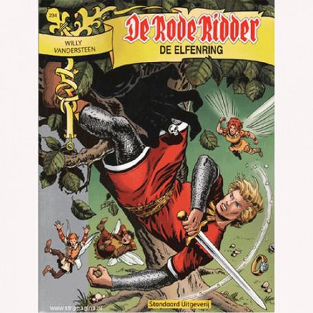 De Rode Ridder 234 - De elfenring