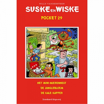 Suske en Wiske - Pocket nr.29
