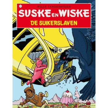 Suske en Wiske 318 - De suikerslaven