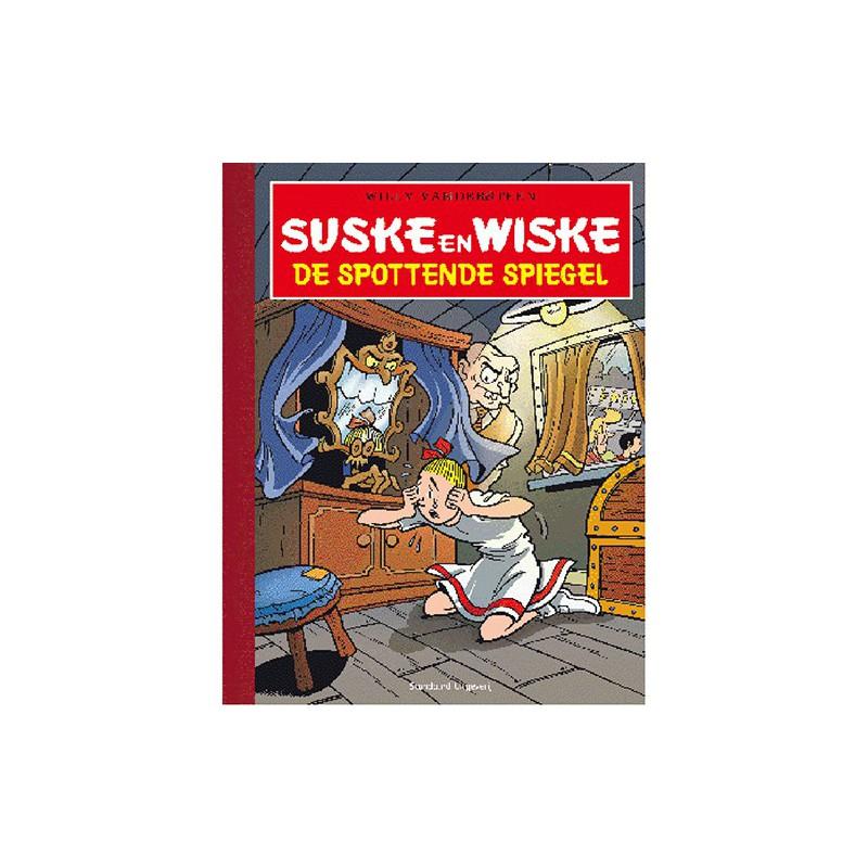 Suske en Wiske - De spottende spiegel luxe