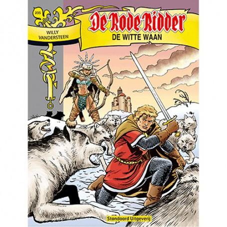 De Rode Ridder 235 - De witte waan