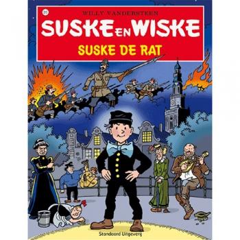 Suske en Wiske 319 - Suske de rat