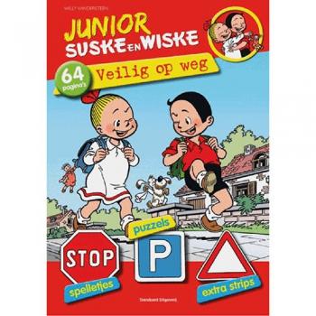Junior Suske en Wiske - Veilig op weg